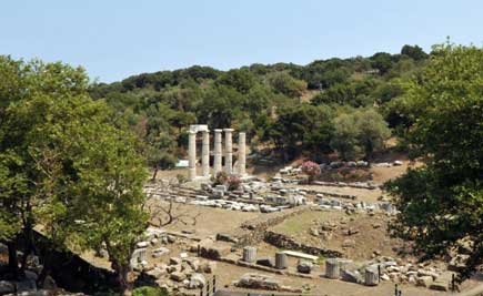 Sanctuary of the Great Gods in Samothrace